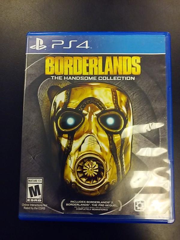 SONY PLAYSTATION4 Sony PlayStation 4 Game PLAYSTATION 4 GAME BORDERLAND