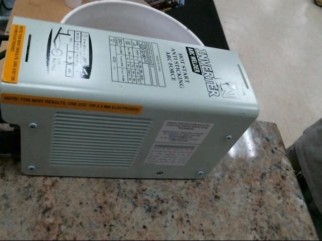 CHICAGO ELECTRIC Miscellaneous Tool INVERTER ARC WELDER INVERTER ARC WELDER