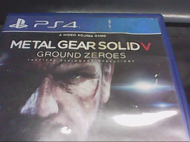 SONY Sony PlayStation 4 Game PS4 MISC GAMES