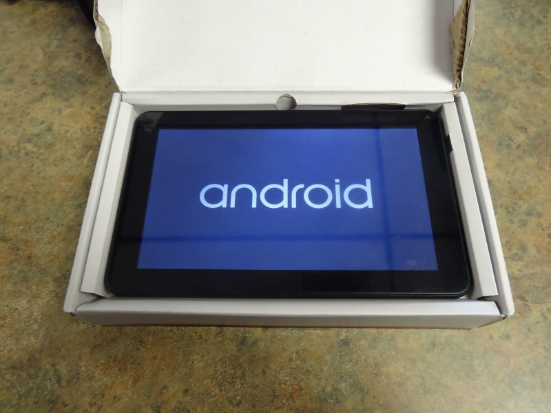 NAXA Tablet ND-9002