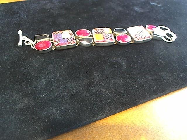 Silver Fashion Bracelet 925 Silver 60.1g