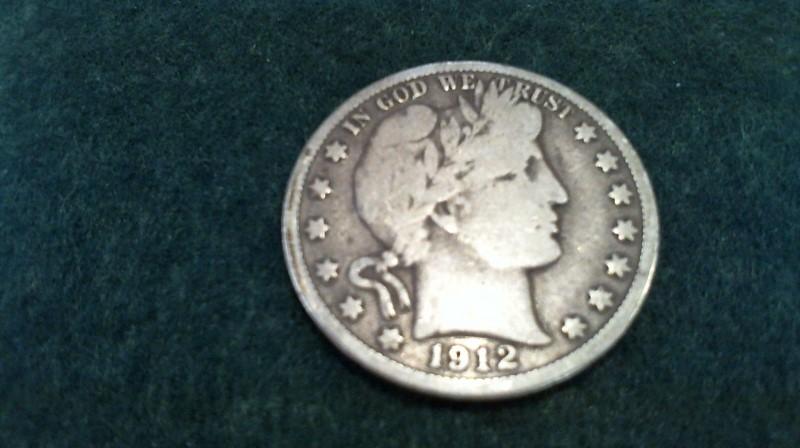 UNITED STATES Silver Coin SILVER HALF DOLLAR 1900-1915
