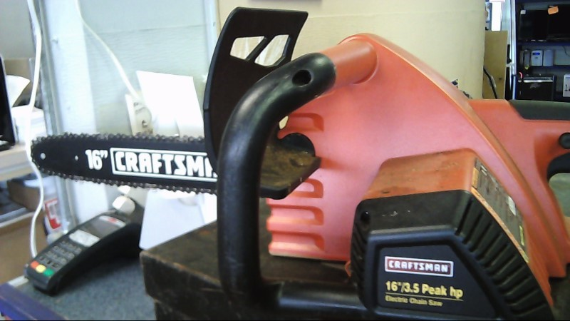 CRAFTSMAN Chainsaw 358.341190