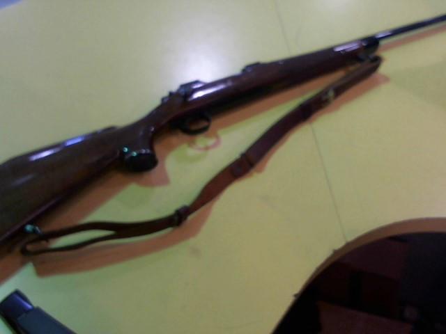 REMINGTON FIREARMS & AMMUNITION Rifle 700 ADL