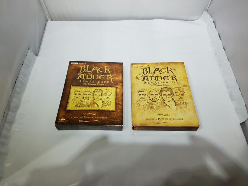 DVD BLACK ADDER REMASTERED THE ULTIMATE EDITION