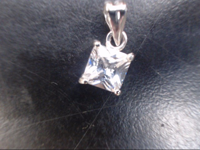 925 Silver 35g squared cz