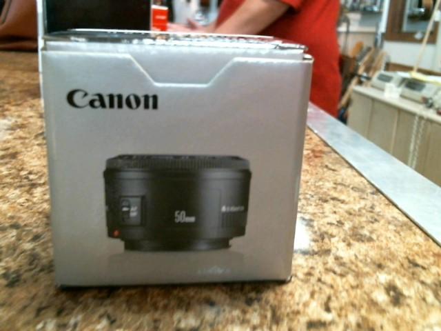 CANON Lens/Filter EF 50MM F/1.8 II