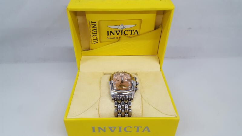 INVICTA Gent's Wristwatch 2221