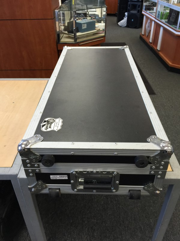 ROAD READY CDJ TURNTABLE COFFIN FLIGHT CASE FOR CDJ1000/CDJ800