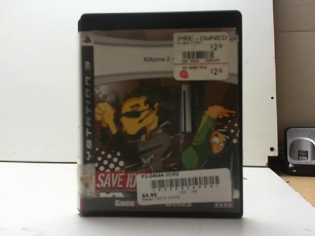 SONY Sony PlayStation 2 Game KILL ZONE