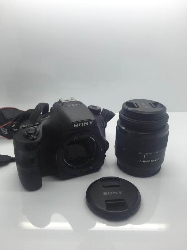 SONY Digital Camera A58