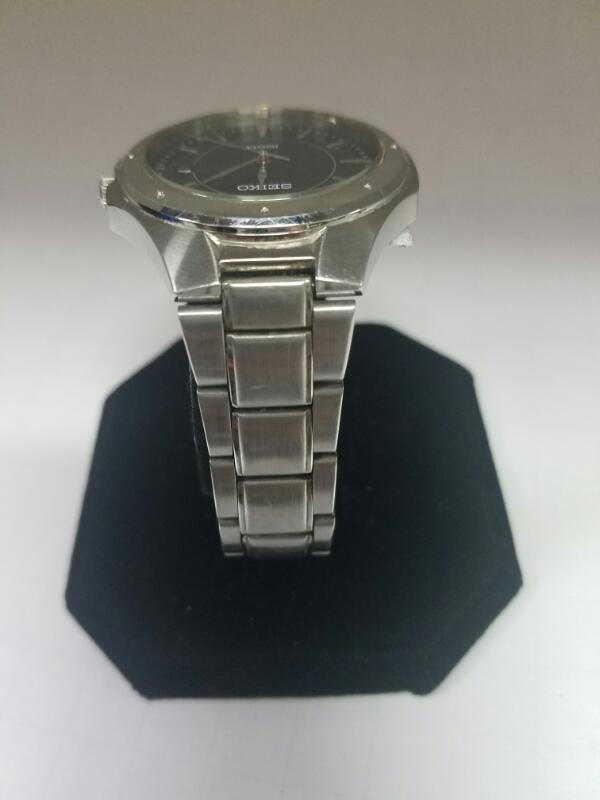 SEIKO 7N42-OFDO GOLD/SILVER WATCH PLATED   WMS #8 WATCH
