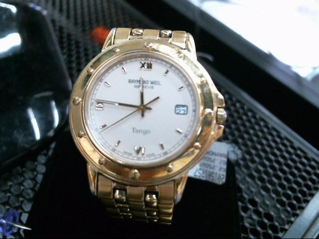 RAYMOND WEIL Gent's Wristwatch 5560 TANGO