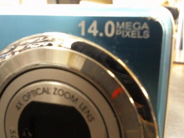 SANYO Digital Camera VPC-E1500TP