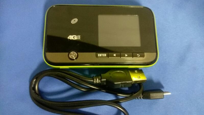 Tracfone Prepaid Mobile Wi-Fi Hotspot 4G LTE ZTE Z289L