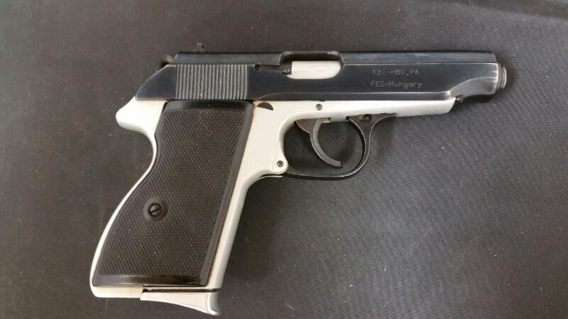 KBI Pistol PA-63