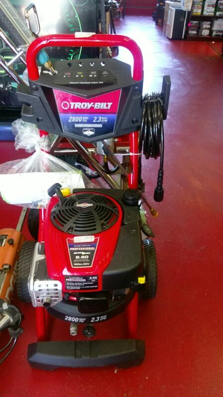 TROY BILT Pressure Washer TB3000 XP