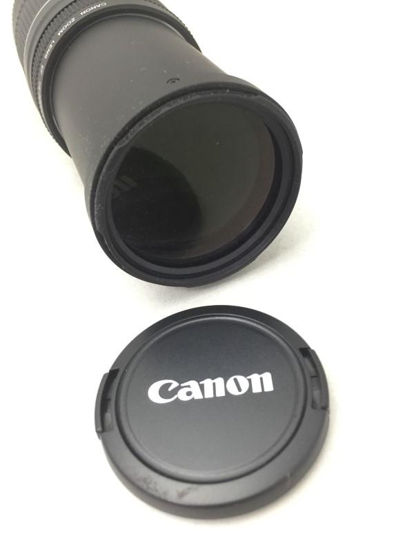 Canon EF 75-300MM 1:4-5.6 III Lens