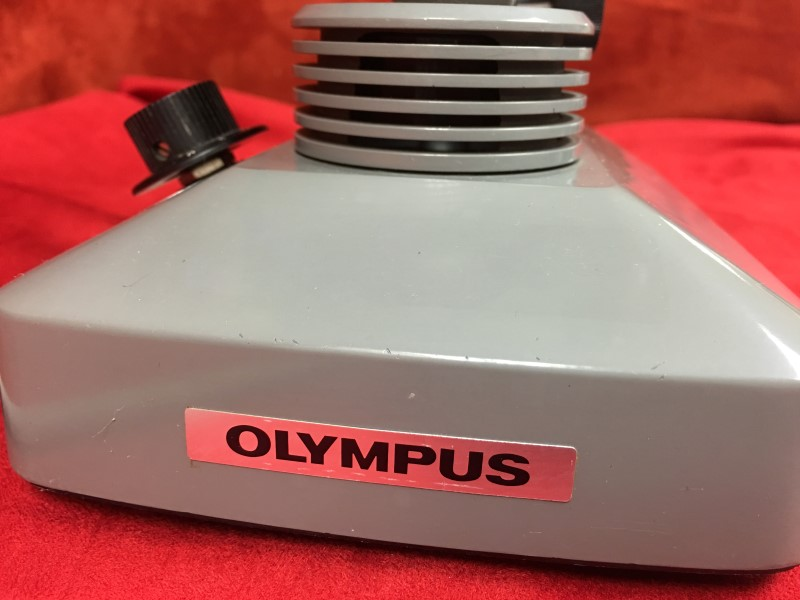 VINTAGE OLYMPUS KHC MICROSCOPE MIJ