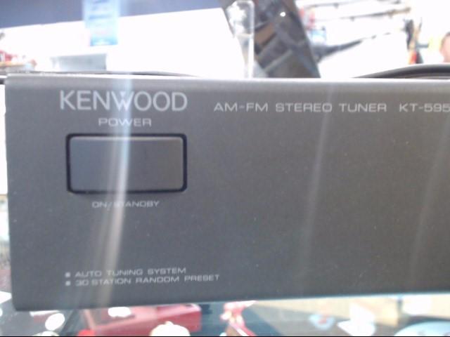 KENWOOD Tuner KT-595