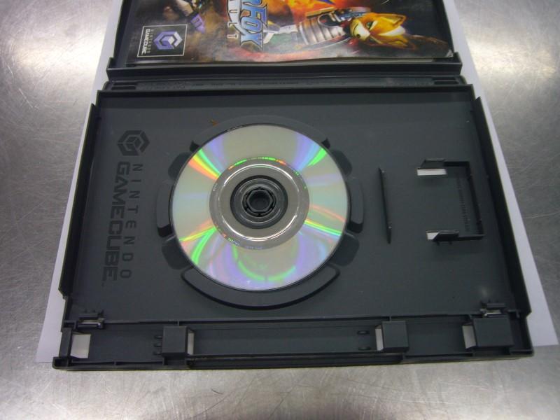 NINTENDO GameCube Game STARFOX ASSAULT