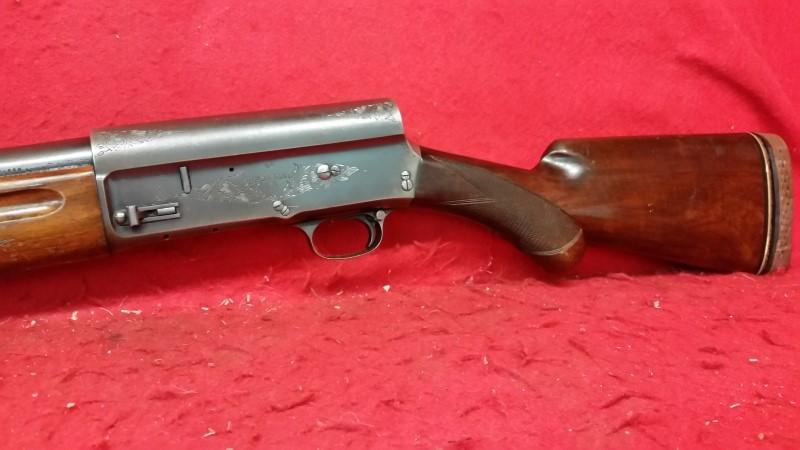 "Browning Auto-5 Semi-Auto 12ga Shotgun ""Belguim"""