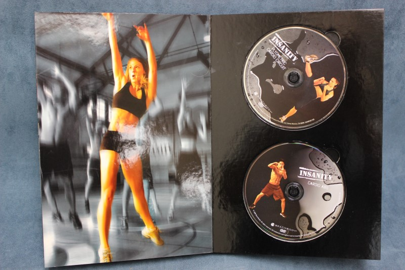 Beachbody Insanity 12 DVD Workout Set
