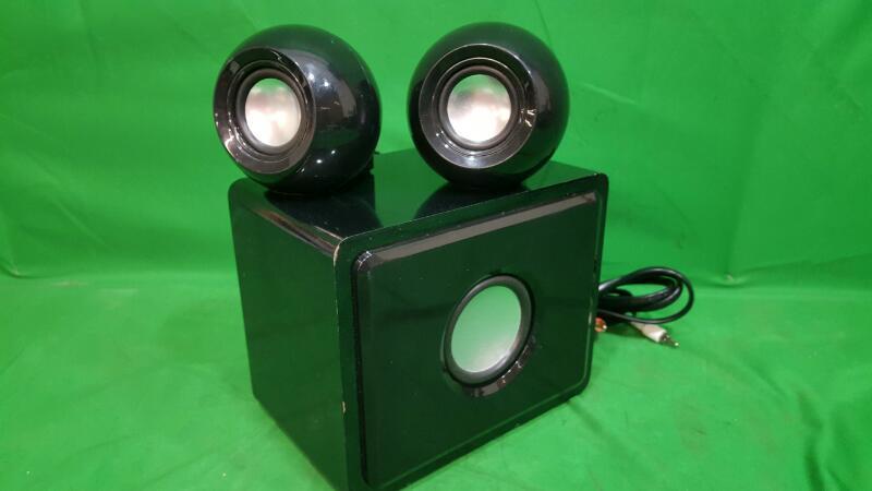 GPX Computer Speakers HT12B