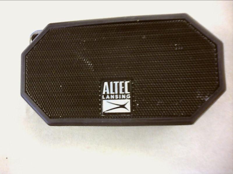 ALTEC LANSING Speakers MINI H2O SPEAKER