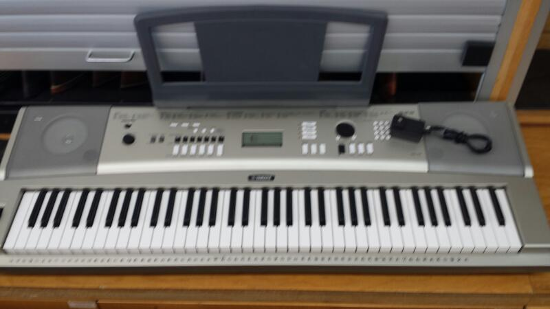 Yamaha Piano YPG-235