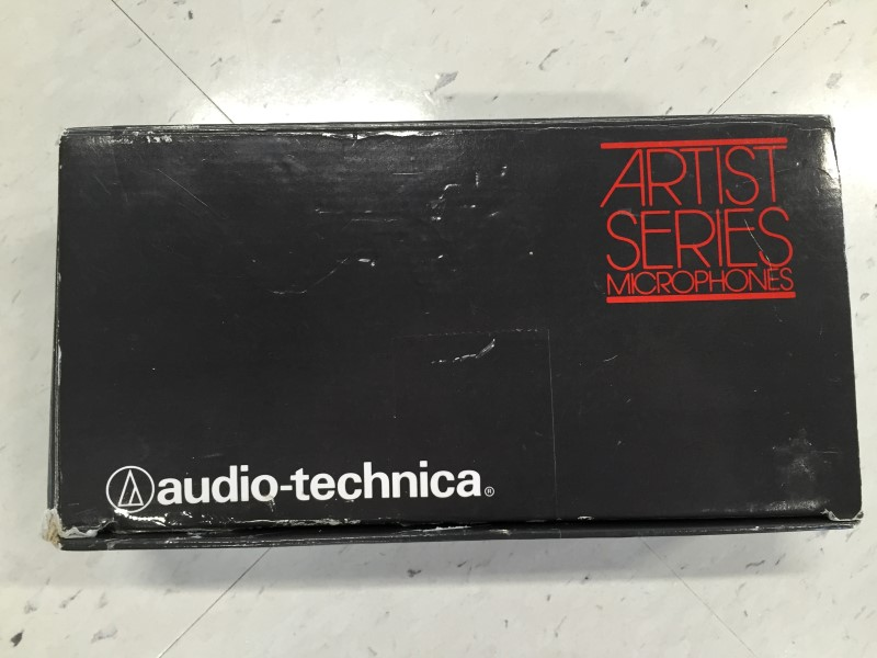 AUDIO-TECHNICA MICROPHONE ATM35