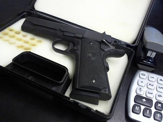 SHOOTERS ARMS PISTOL 1911 GI EXP