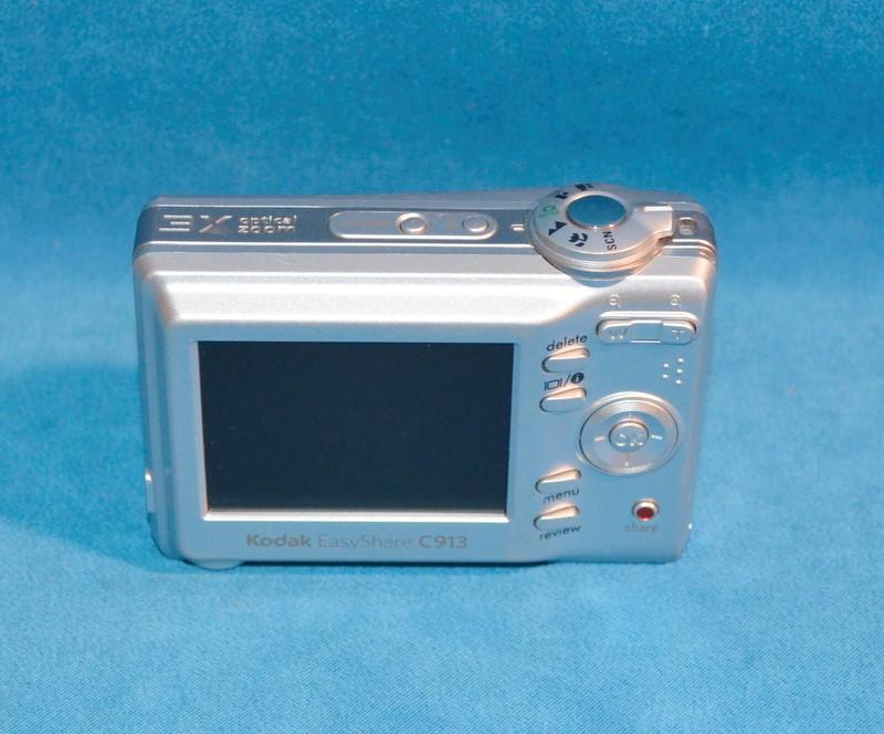 KODAK Digital Camera EASYSHARE C913