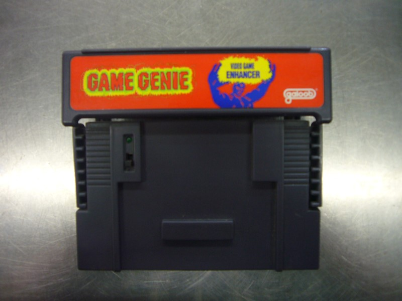GALOOB Video Game Accessory GAME GENIE FOR NES