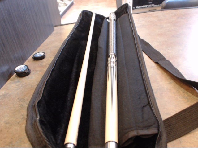CUETEC Pool Cue THUNDERBOLT SERIES