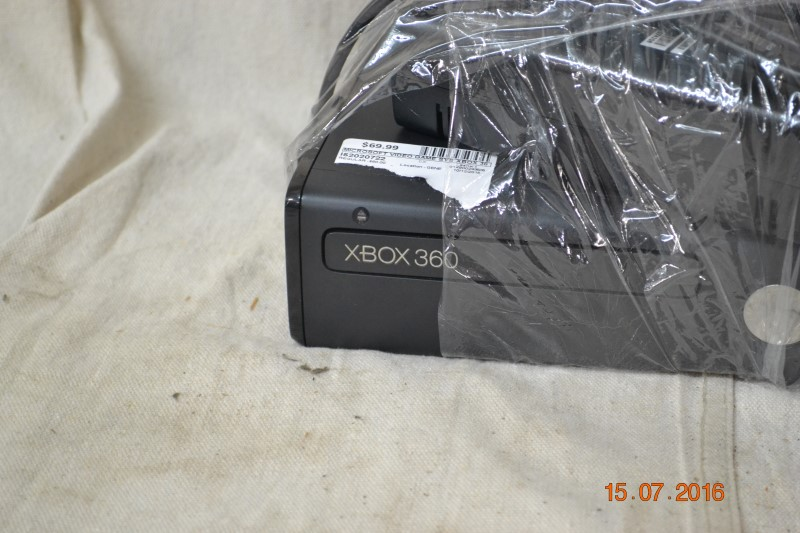 MICROSOFT Video Game System XBOX 360 20GB CONSOLE