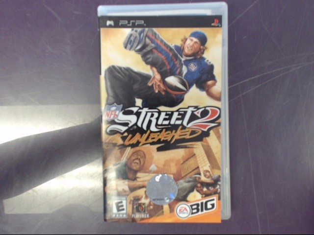 Sony PSP Game NFL STREET 2: Unleashed