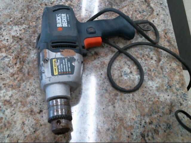 BLACK&DECKER Corded Drill DR500