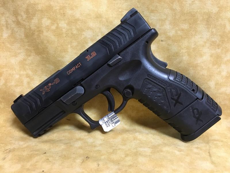 SPRINGFIELD ARMORY Pistol XDM-9 3.8