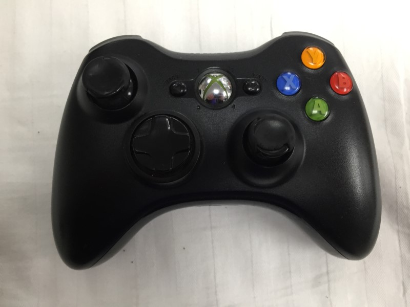MICROSOFT XBOX 360 - 4GB BLACK 1439
