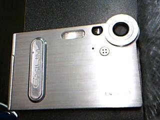 CASIO Digital Camera EX-S3