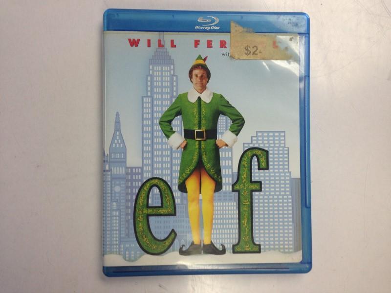 Elf (Blu-ray Disc, 2008)