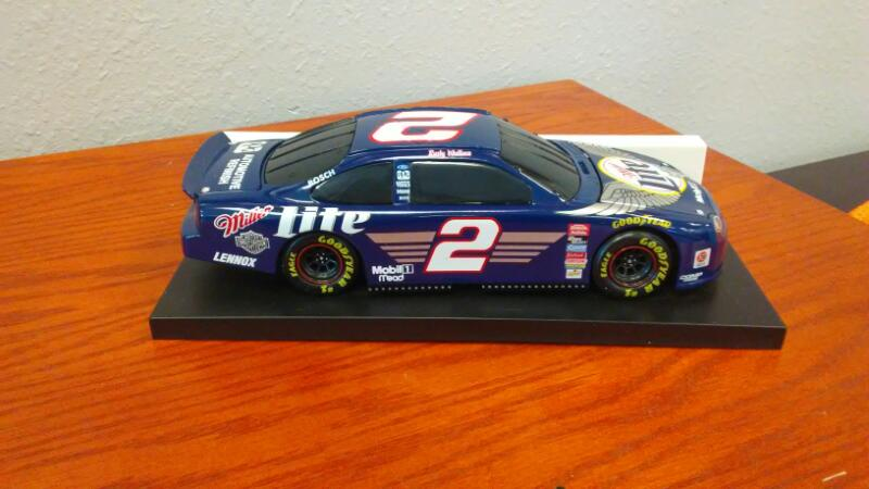 ACTION RACING COLLECTABLES Sports Memorabilia 50103