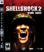 SONY Sony PlayStation 3 Game SHELLSHOCK 2 BLOOD TRAILS