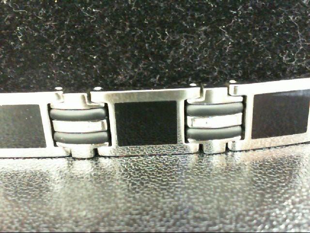 Bracelet Silver Stainless 53.6g