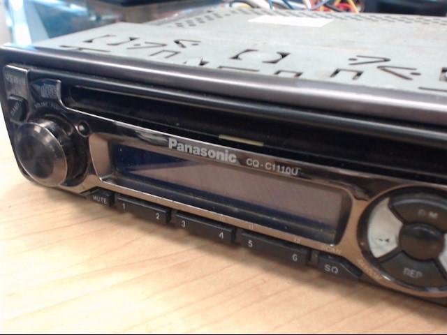 PANASONIC Car Audio CQ-C1100U