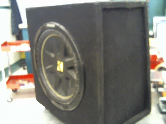KICKER Car SpeakerCOMP 12 IN BOX