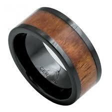 Gent's Ring Black Titanium 5.98g