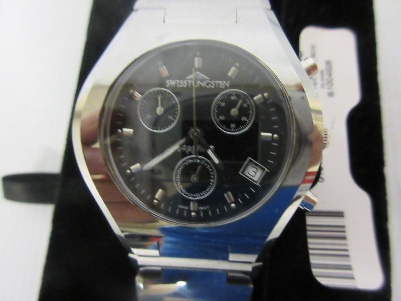 Men's Swiss Tungstun Wristwatch GR5012