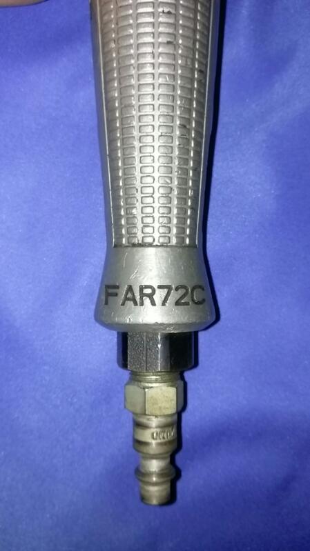 "Snap-On Tools 3/8"" Heavy Duty Reversible Air Ratchet FAR72C"
